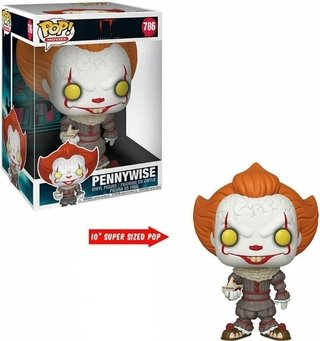 Pennywise #786 24cm - It A Coisa - Funko Pop Com Inmetro