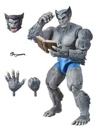 Marvel Legends X-men Vintage Dark Beast - Hasbro E9659