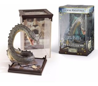 Harry Potter Basilisk - Magical Creatures Noble Collection