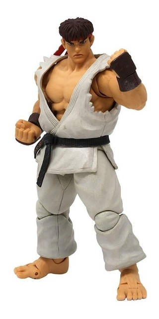 Street Fighter Ryu 1/12 Final Challengers Storm Collectibles