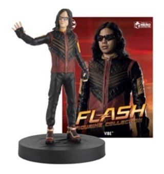 The Flash Tv Series - Vibe 1/16 - Dc Comics Eaglemoss