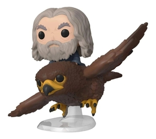 Boneco Funko Pop The Lord Of The Rings Gandalf On Gwaihir 72
