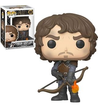 Boneco Theon Greyjoy 81 - Game Of Thrones - Pop Funko
