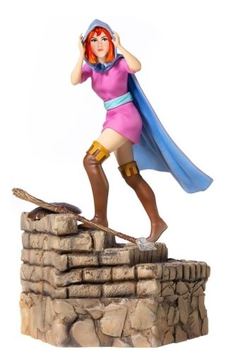 Sheila 1/10 Bds Art Scale Dungeons & Dragons Iron Studios