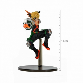Bakugo Figure Colosseum Vol 7 My Hero Academia Banpresto