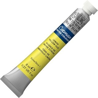 Aquarela Winsor & Newton Cotman 8ml 346 Lemon Yellow 0303346