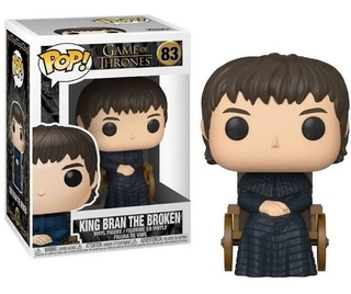 King Bran Stark The Broken 83 - Game Of Thrones - Pop Funko