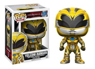 Funko Pop Movies Power Rangers Yellow ( Amarelo ) #398