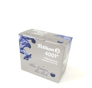 Tinta Pelikan 4001 Engarrafada Blue Black 62,5 Ml 329151