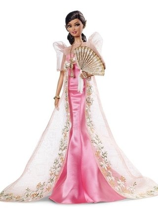 Barbie Collector Global Glamour Mutya - 2015 Nrfb