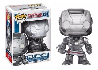 Funko Pop War Machine - Guerra Civil #128