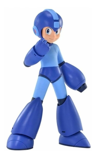Mega Man Grandista Exclusive Lines - Banpresto