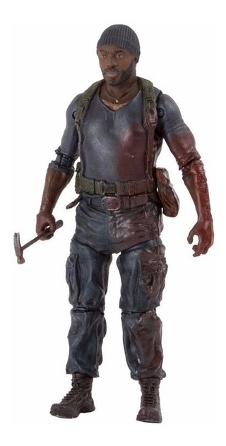 Walking Dead Tyreese - Exclusivo - Series 8 - Mcfarlane
