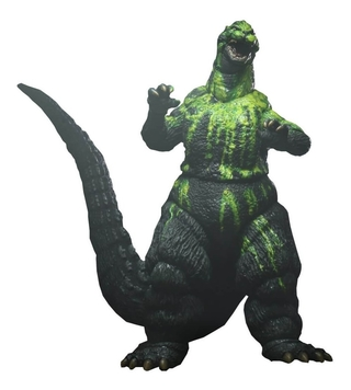Godzilla Vs Biollante 12  Head To Tail Action Figure Neca