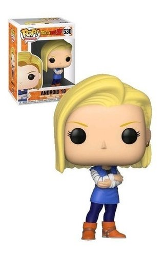 Android 18 # 530 - Dragon Ball Z - Funko Pop