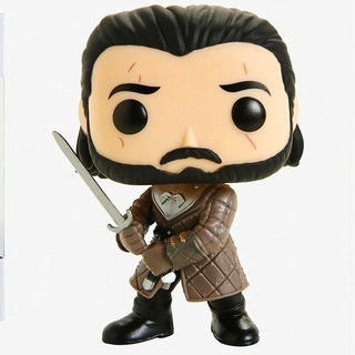 Boneco Jon Snow 80 Funko Pop Game Of Thrones