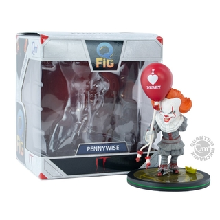 PENNYWISE Q-FIG IT: CHAPTER 2 QUANTUM MECHANIX