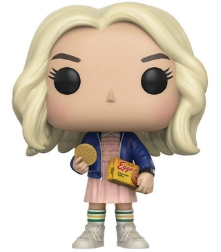 Eleven With Eggos #421 Chase Stranger Things - Funko Pop Tv