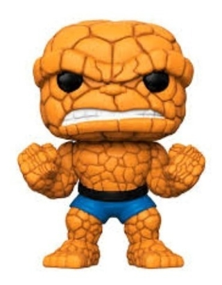 Boneco Funko Pop Marvel Fantastic Four The Thing 560