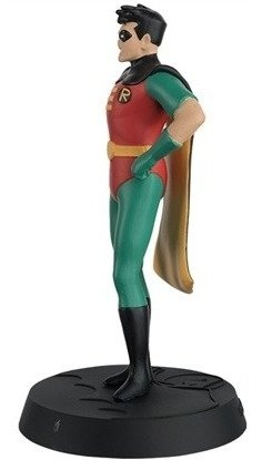 Robin - Batman Animated Series Dc Eaglemoss