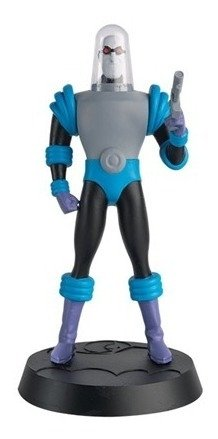 Mr Freeze - Batman Animated Series Dc Eaglemoss