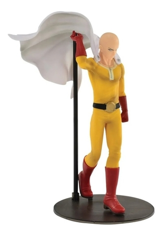 One Punch Man Dxf Premium Figure Saitama Banpresto