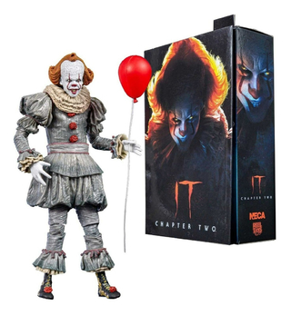 Pennywise 20th - 7 Pol Action Figure - It Chapter Two - Neca