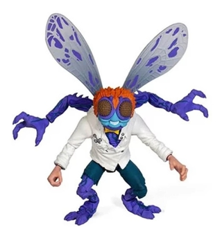 Baxter Stockman - Ultimates 7  Figure - Tmnt Super7