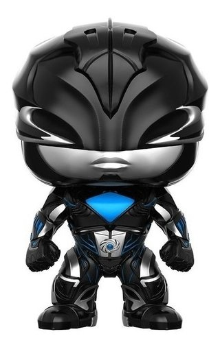Funko Pop Movies Power Rangers Black ( Preto ) #396