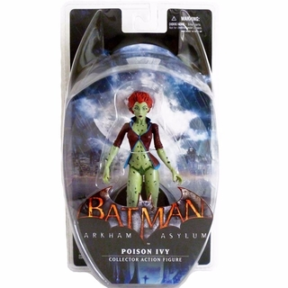 Poison Ivy Action Figure Series 2 - Batman Arkham Asylum