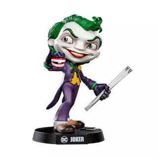 Estátua Joker DC Comics MIni Co Iron Studios - Minico
