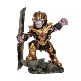 Estátua Thanos Avengers Endgame MIni Co Iron Studios - Minico