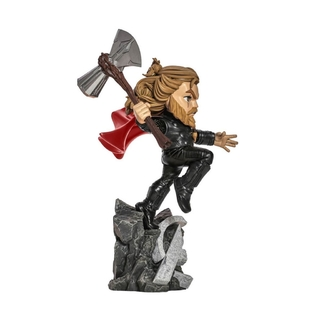 ESTÁTUA THOR ENDGAME - MINICO - MINI CO IRON STUDIOS