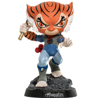 Boneco Tygra - Thundercats Mini Co Iron Studios