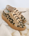 Zapatillas Sneakers Urban Leopardo