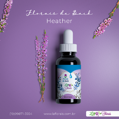 Floral de Bach - Heather 30ml - comprar online