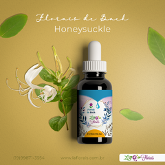 Floral de Bach - Honeysuckle 30 ml - comprar online
