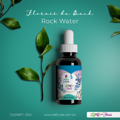 Floral de Bach - Rock Water 30 ml - comprar online