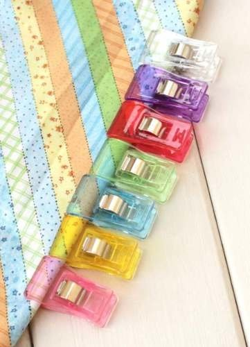 Clips o Broches Para Patchwork Emery X 20 Unidades (blister)