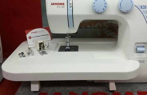 Kit De Patch & Quilt Para Janome 2032 Mesa Small+accesorios