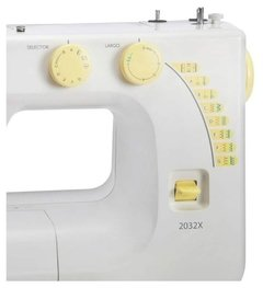 Janome 2032x Ojal 36 Func.interios Metálico - comprar online