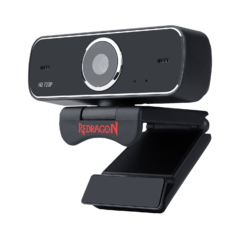 Camara Web Redragon Fobos Gw600 Webcam Hd 720p 30fps Con Mic