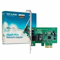 Placa De Red Tp-link Gigabit Pci Express Tg 3468 - Tendex