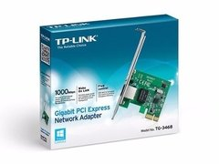 Placa De Red Tp-link Gigabit Pci Express Tg 3468 en internet