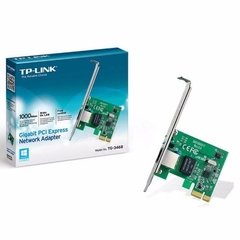Placa De Red Tp-link Gigabit Pci Express Tg 3468