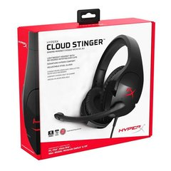 Auricular Gamer Hyperx Cloud Stinger Con Mic Pc Ps4 Xbox Mac