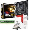 Combo Actualizacion Mother A320m + Amd A10 9700 + 8 Gb Ram
