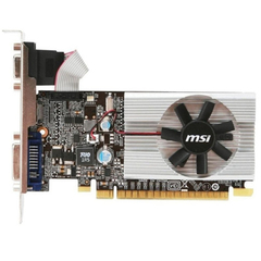 Placa De Video Msi Nvidia Geforce N210 1gb Ddr3 Pci E 2.0 en internet