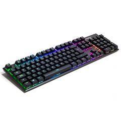 Teclado Gamer Hyperx Alloy Fps Rgb Kailh Silver Speed Pc Ps4 - Tendex