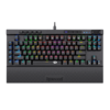Teclado Gamer Redragon Magic Wand Pro K587 Rgb Outemu Red Pc